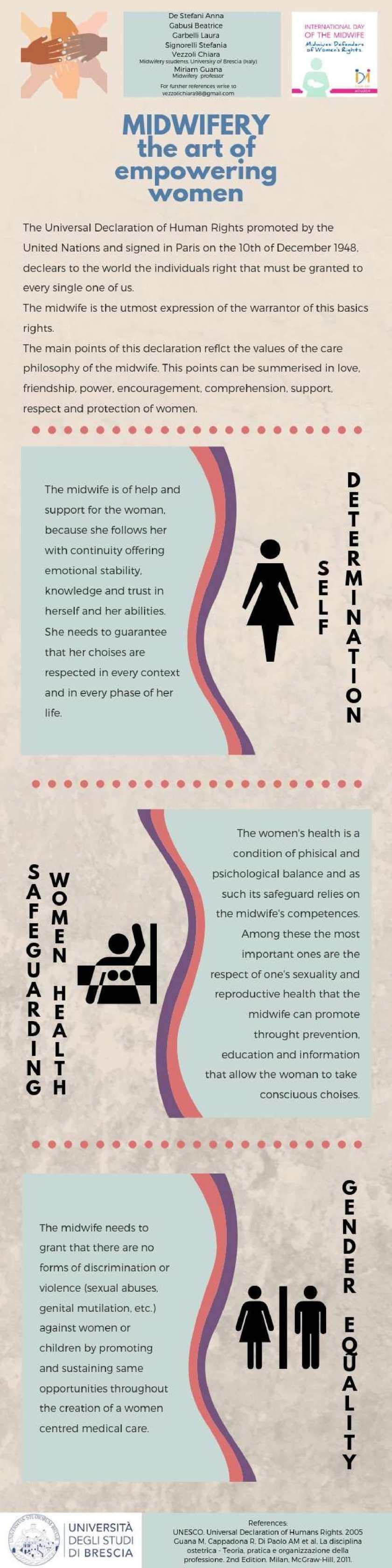 Midwifery: the art of empowering women