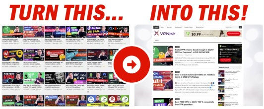 YT Evolution Review | Turn YouTube channels into a monetizable & automated Wordpress website 3