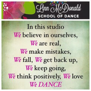 Linn McDonald School of Dance