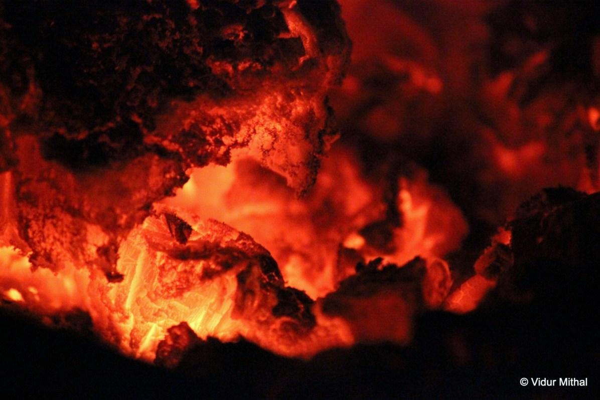 Picture of Burning Coals