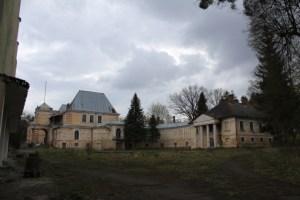Размеры дворца поражают