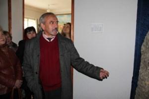 Экскурсию проводил директор музея - Степан Ревуцкий