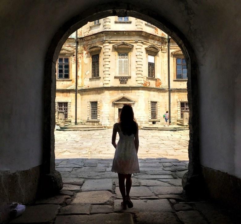 підгорецький замок екскурсія