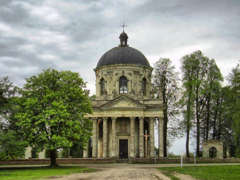 Pidhirci-kostel