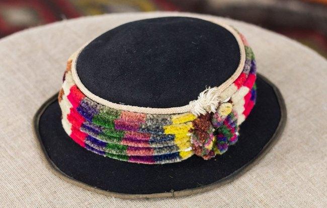 """Гуцульская шляпа ( """"крисаня"""")"""