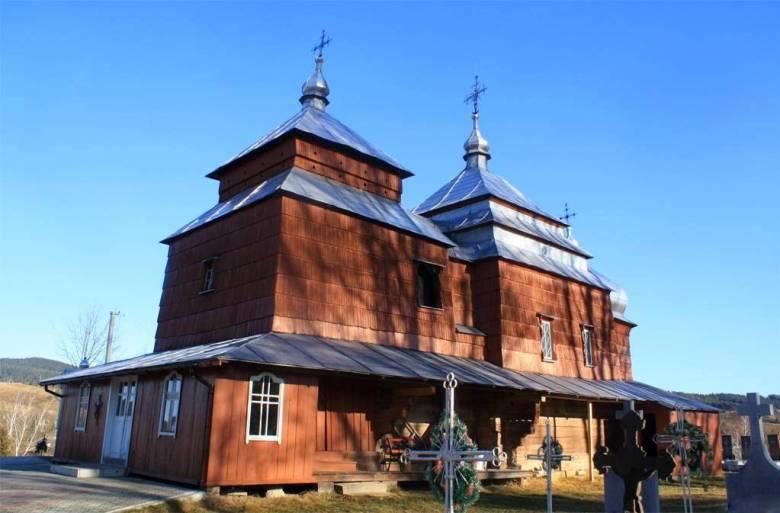 Церква Введення Пресвятої Богородиці (1680 р.)