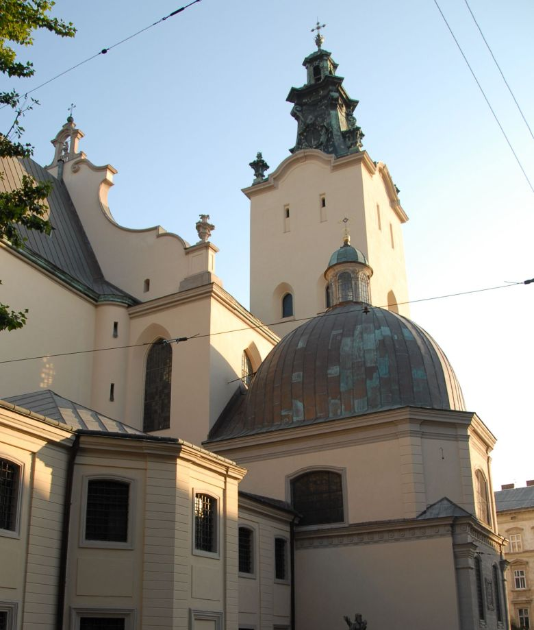 Latin Cathedral