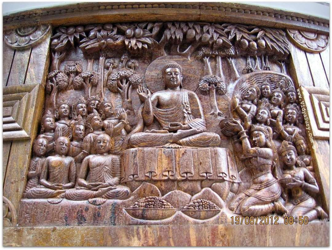Life of Buddha in pictures #story #buddha