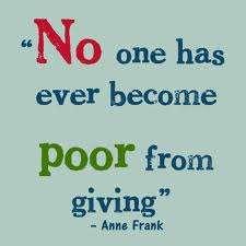 Loving Giving