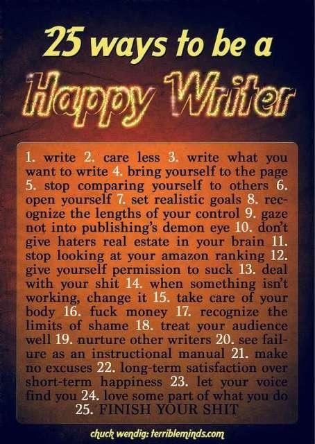 Writers #AtoZChallenge
