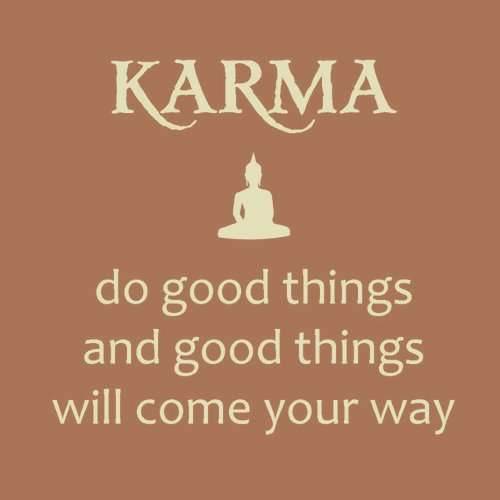 Karma Theory Do good