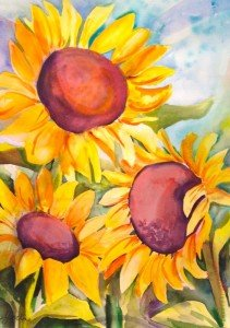 Elevate your energy levels sunflowers