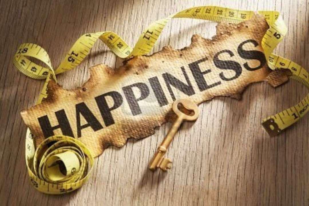 Happiness hotspots