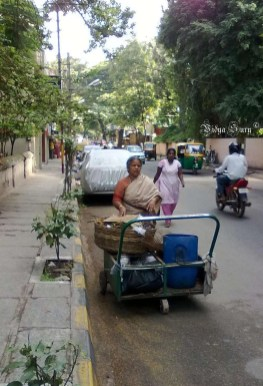 Vidya Sury Personal Responsibility cleaner