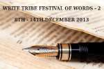 Vidya Sury Write Tribe Festival of Words2