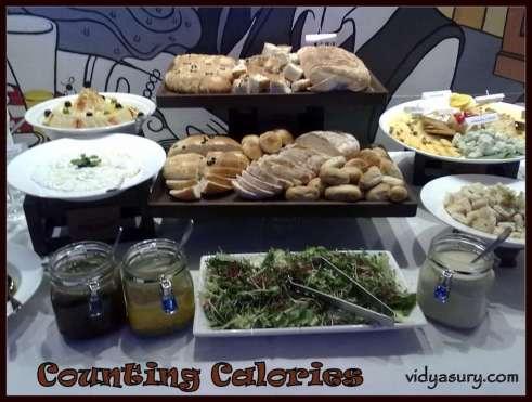Counting Calories Vidya Sury 1