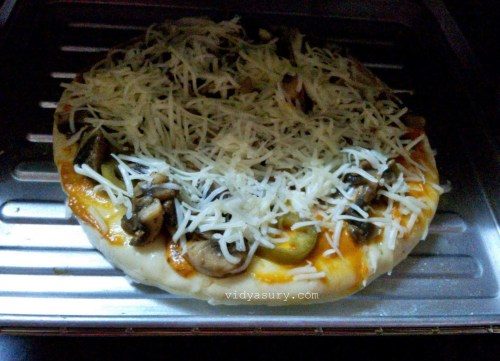 gratitude list pizza vidya sury