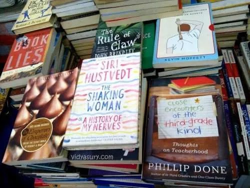 smiling vidya sury books