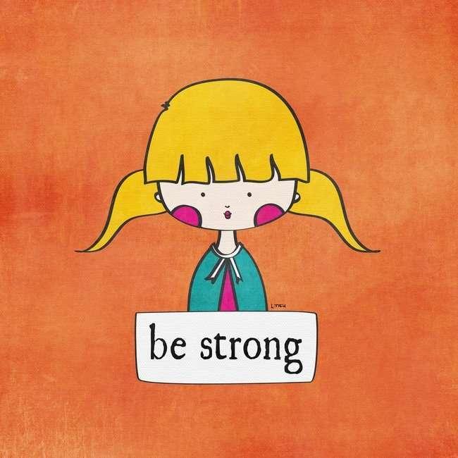 be strong vidya sury