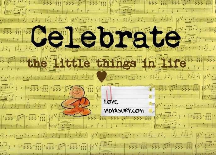 celebrate vidya sury