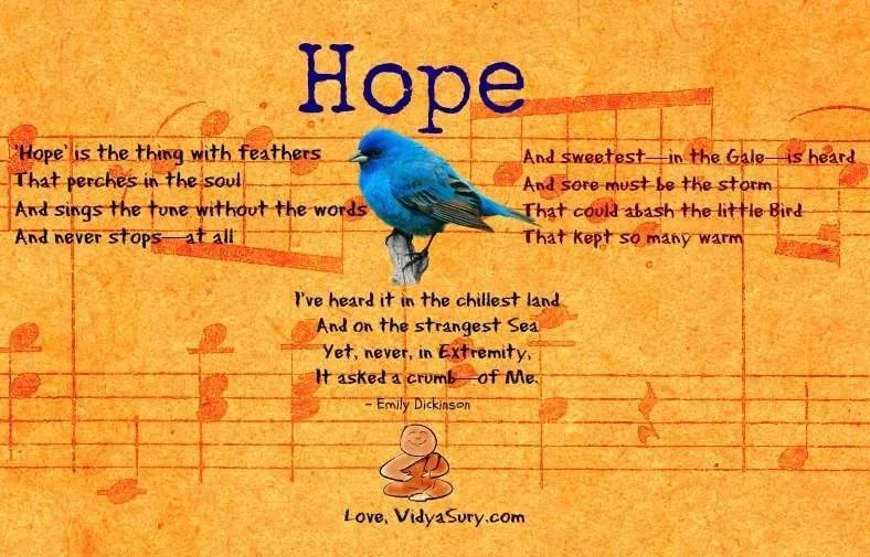 Hope Vidya Sury