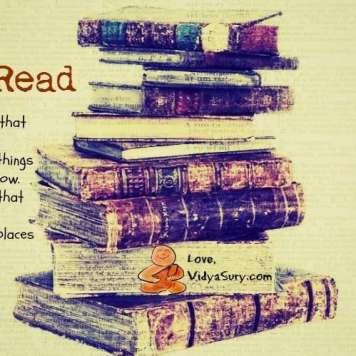 Read vidya sury