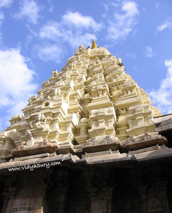 Vidya Sury Shiva temple