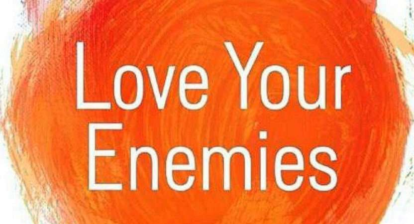 love your enemies vidya sury
