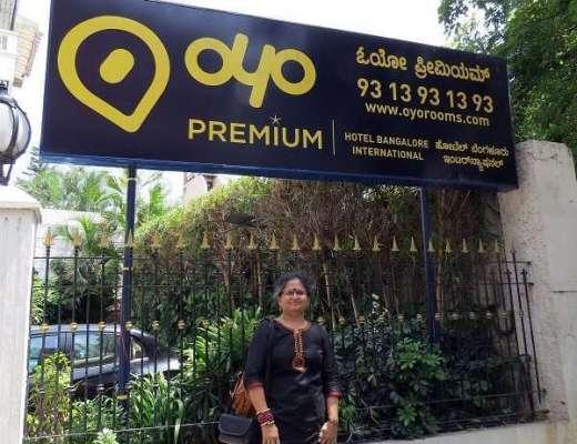 vidya sury oyo rooms review