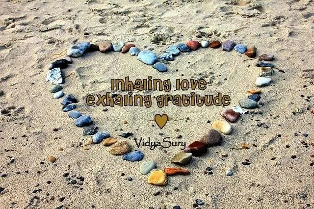 Inhaling Love, Exhaling Gratitude