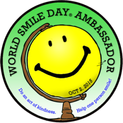 World Smile Day. Vidya Sury