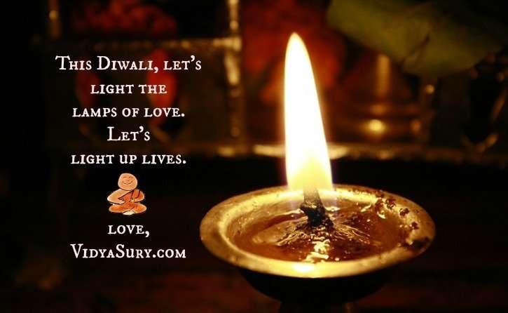 Lighting up Lives Vidya Sury & This Diwali Lighting Lamps in Lives | Vidya Sury Collecting Smiles azcodes.com