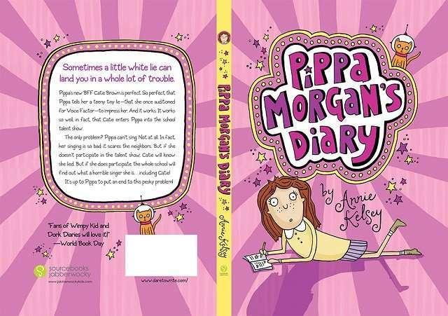 Pippa Morgans Diary