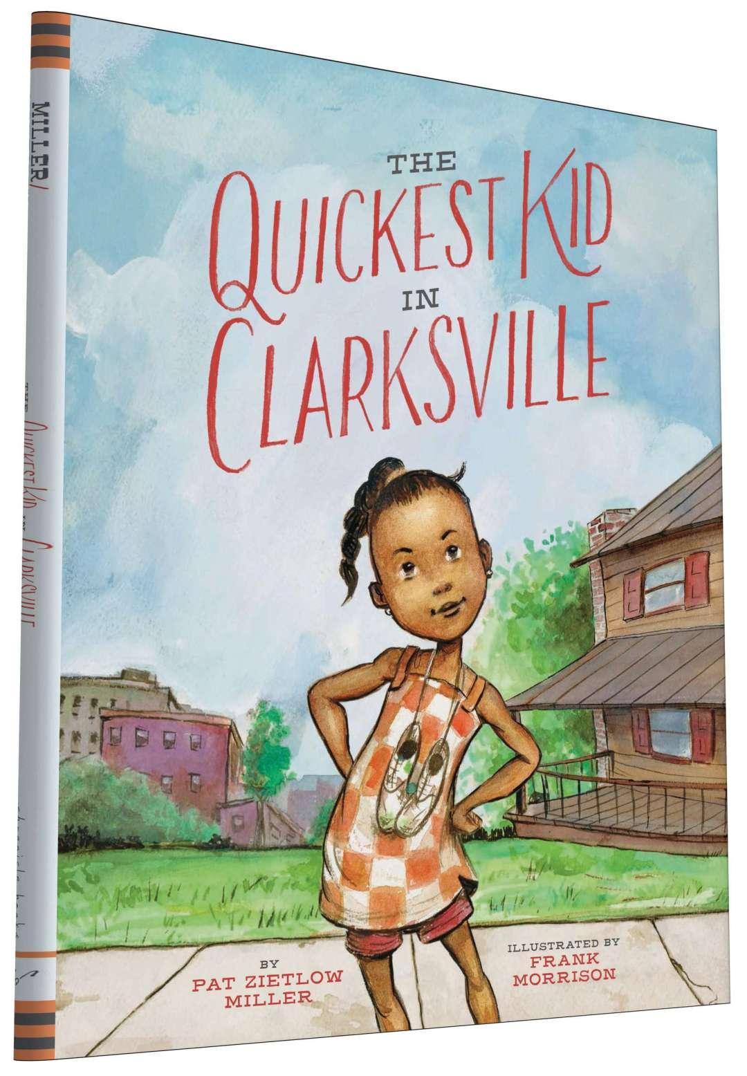 The Quickest kid in Clarksville. Book Review Vidya Sury