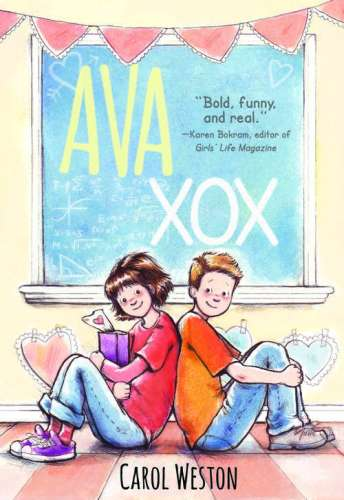 Ava XOX by Carol Weston