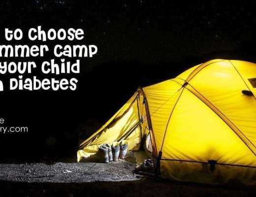 How to choose a summer camp for your child with diabetes. Vidya Sury