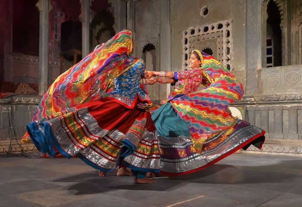 Folk Dance Udaipur #HaldighatiRun Vidya Sury