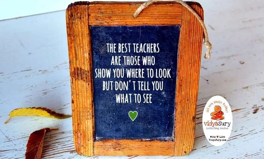 My Mother, My favorite Teacher. Happy Teachers Day!