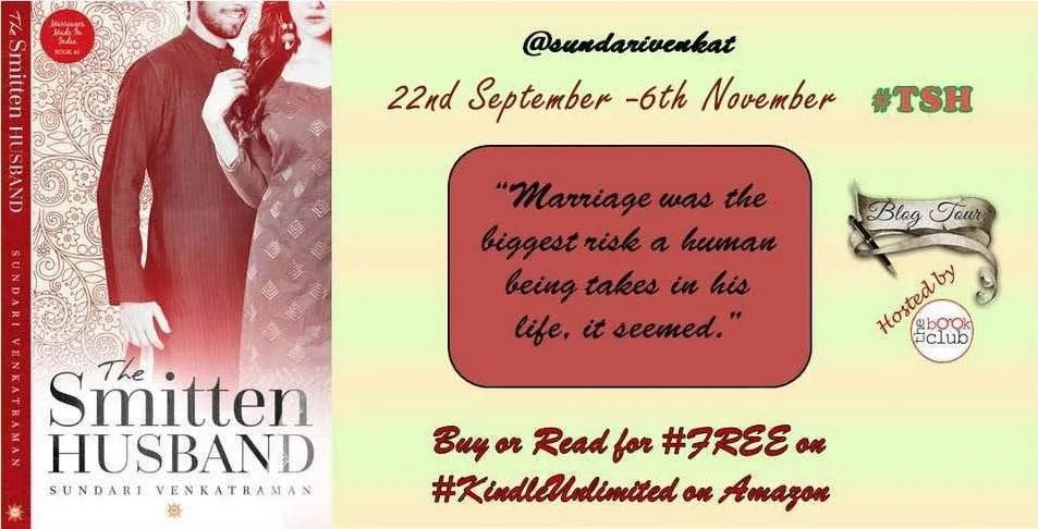 The Smitten Husband by Sundari Venkatraman Book Review