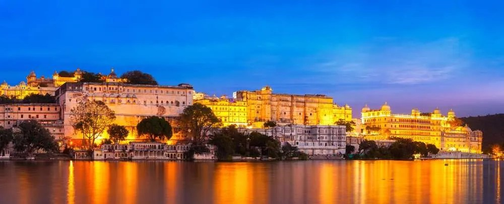 Udaipur City Palace #HaldighatiRun Vidya Sury