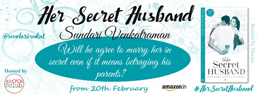 Book Review Her Secret Husband Sundari Venkataraman