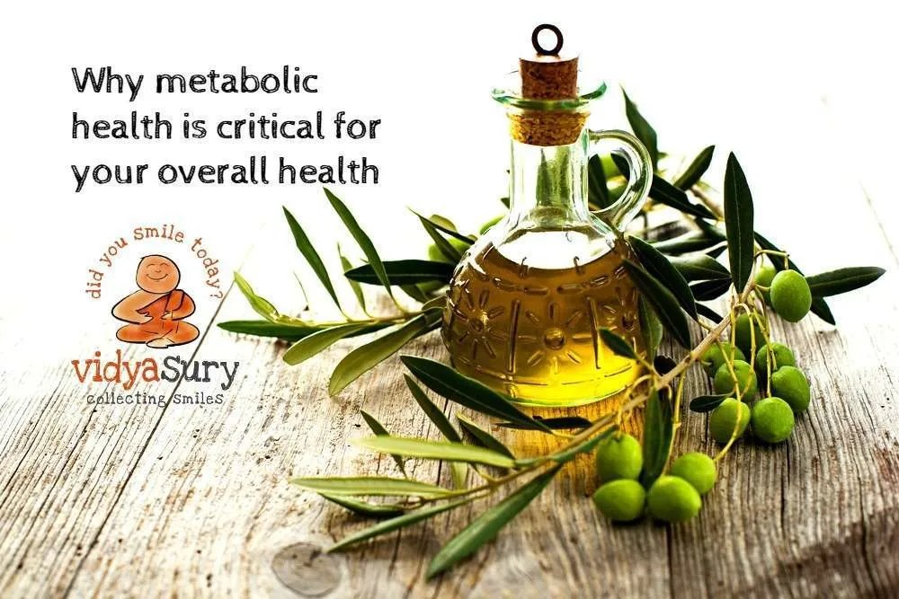 Why metabolic health is critical for overall health