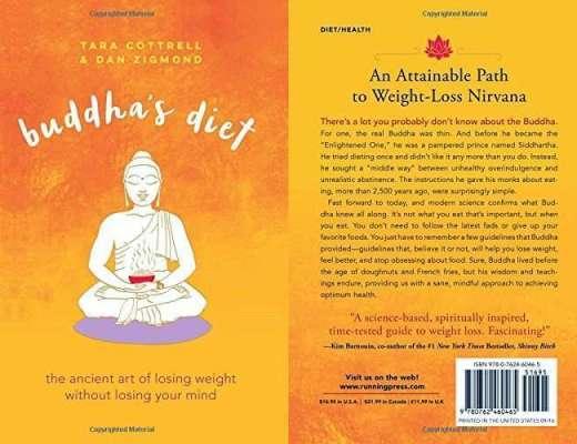Buddhas Diet Book Review Vidya Sury