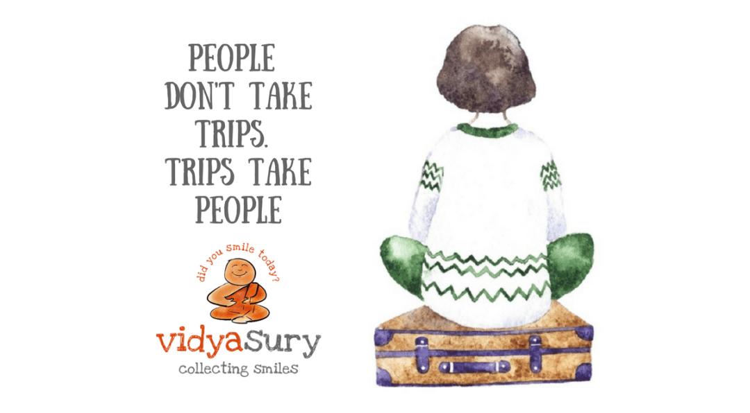 Wishing wanting hoping. Travel Vidya Sury
