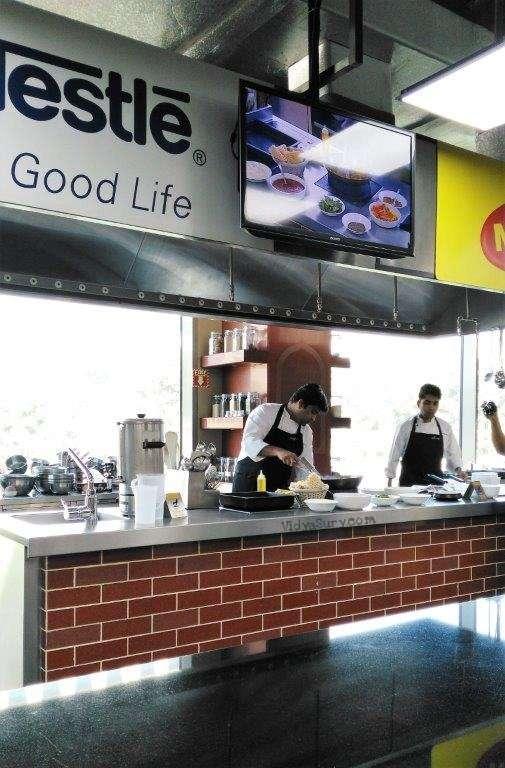 Maggi Nestle R&D Manesar Vidya Sury