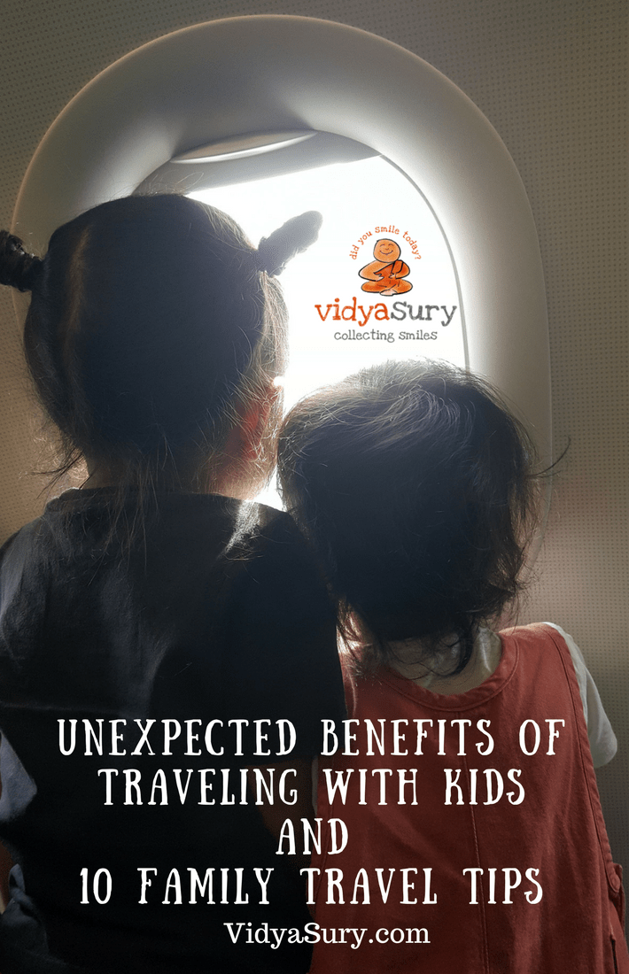 Unexpected benefits of traveling with kids plus 10 tips