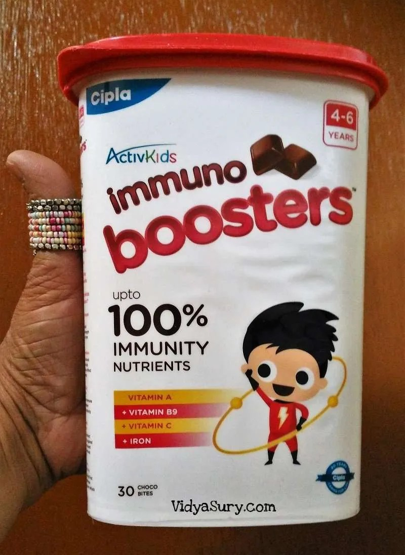 ActivKids Immuno Boosters for healthier kids #YesMom