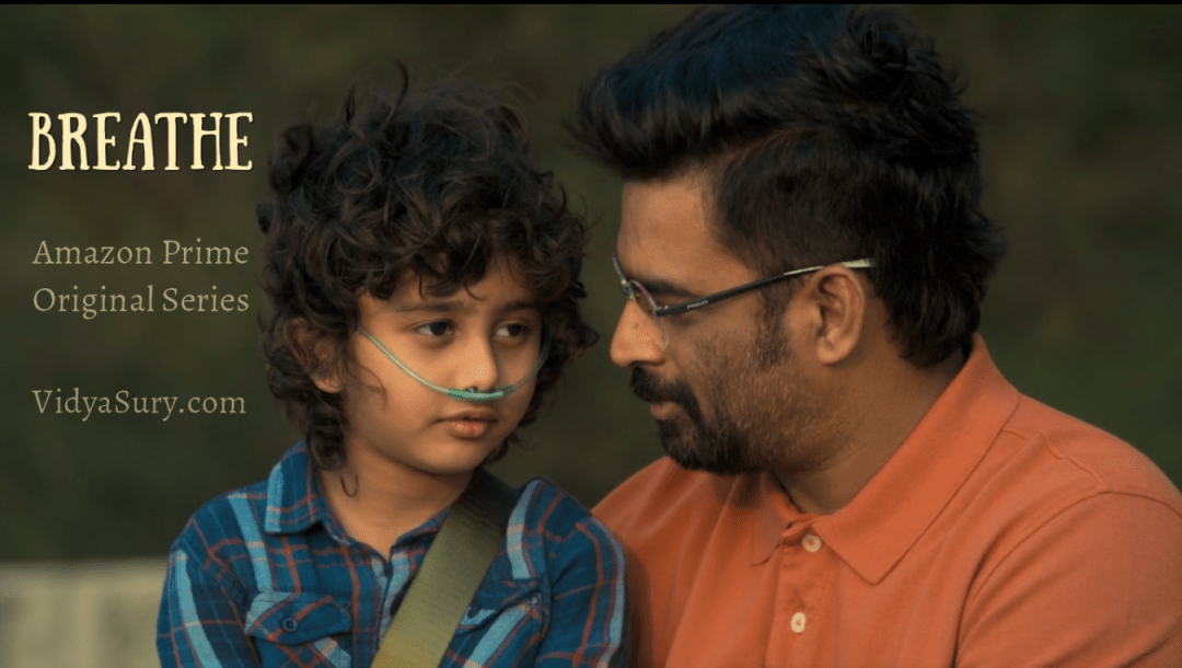 Breathe Amazon Prime Original Series #AmazonPrime #BreatheMadhavan #BreatheAmazon
