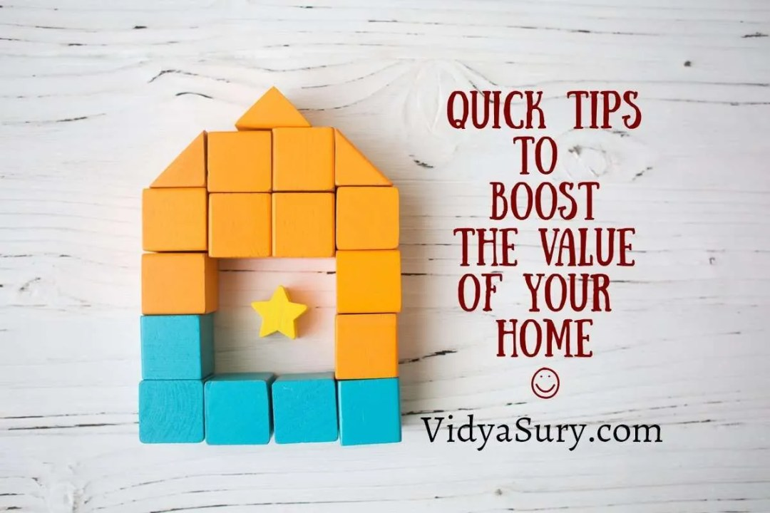 Quick tips to boost your property value without breaking the bank #homedecor #boosthomevalue #property