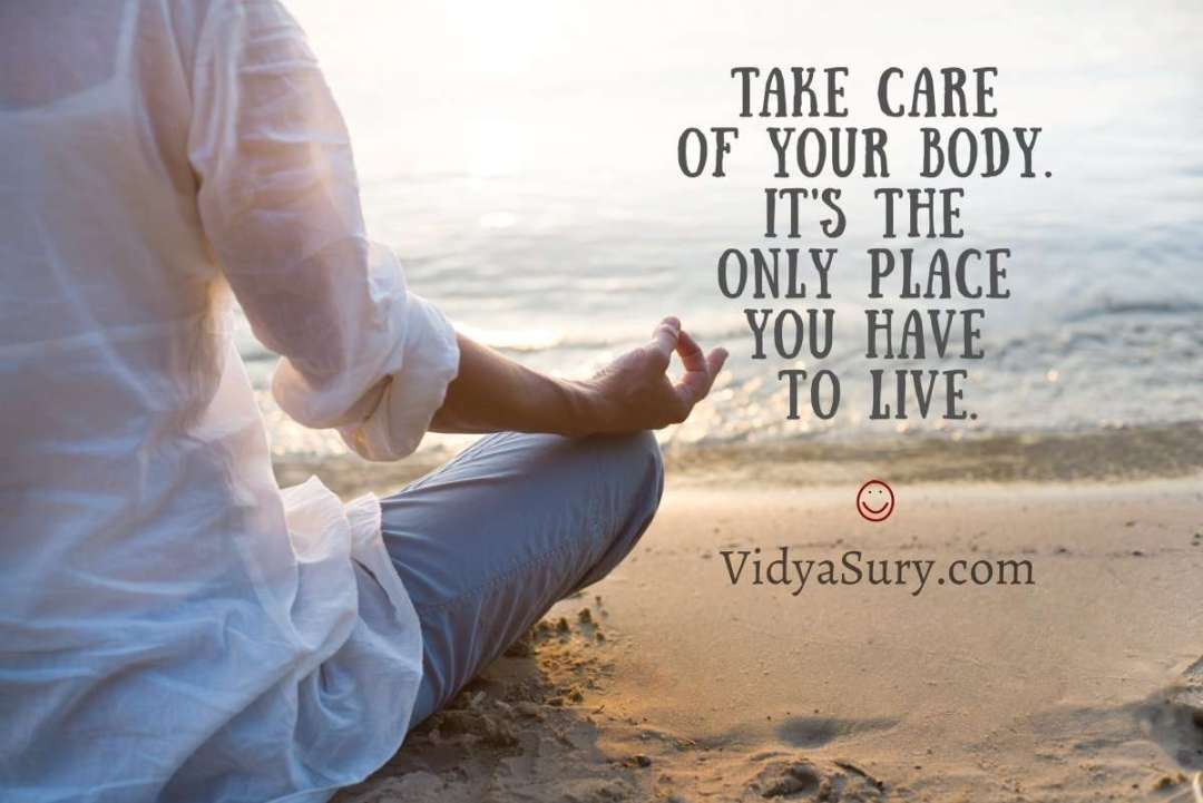 Take care of your body. It's the only place you have to live. #healthyliving #healthylifestyle #healthtips